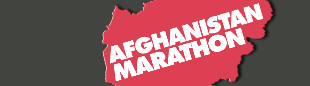 welsh guards afghan marathon
